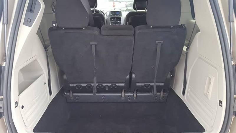 2013 Dodge Grand Caravan for sale at Real Deals of Florence, LLC in Effingham SC