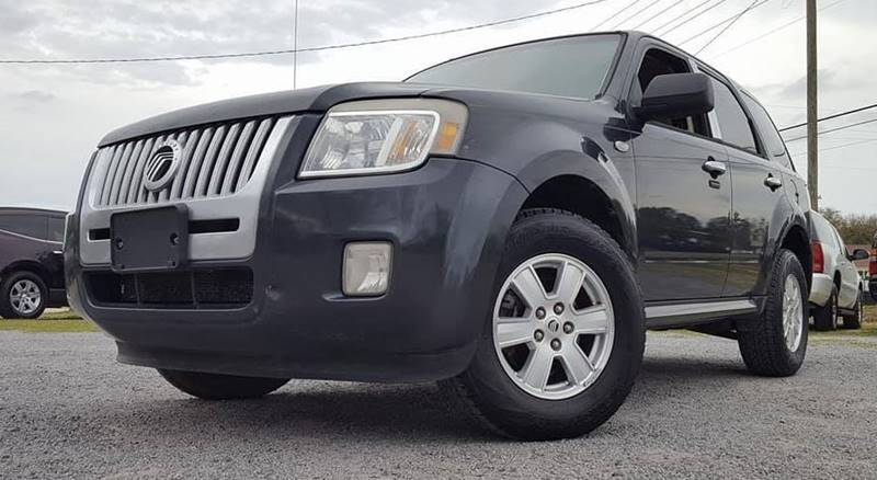 2009 Mercury Mariner for sale at Real Deals of Florence, LLC in Effingham SC