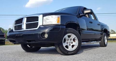 2005 Dodge Dakota for sale at Real Deals of Florence, LLC in Effingham SC