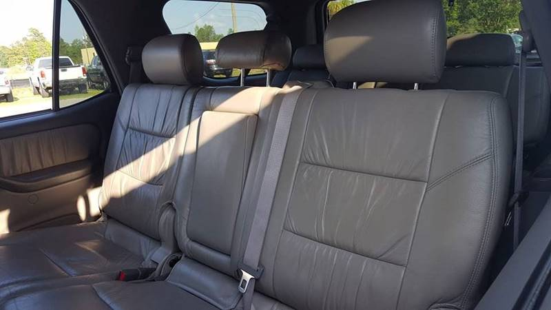 2003 Toyota Sequoia for sale at Real Deals of Florence, LLC in Effingham SC