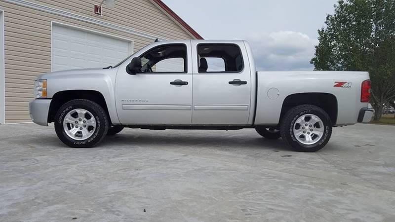 2011 Chevrolet Silverado 1500 for sale at Real Deals of Florence, LLC in Effingham SC