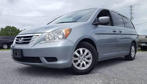 2008 Honda Odyssey for sale at Real Deals of Florence, LLC in Effingham SC