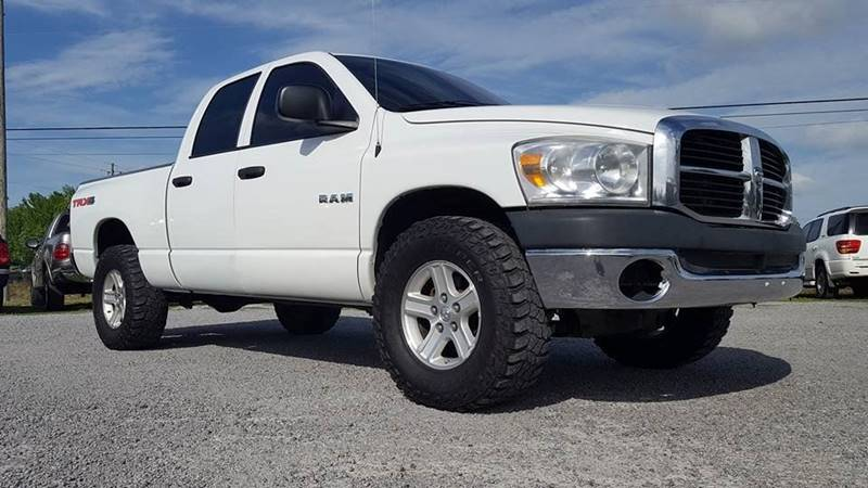 2008 Dodge Ram Pickup 1500 for sale at Real Deals of Florence, LLC in Effingham SC