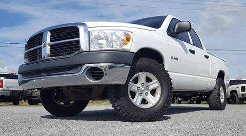2008 Dodge Ram Pickup 1500 for sale at Real Deals of Florence, LLC in Effingham SC