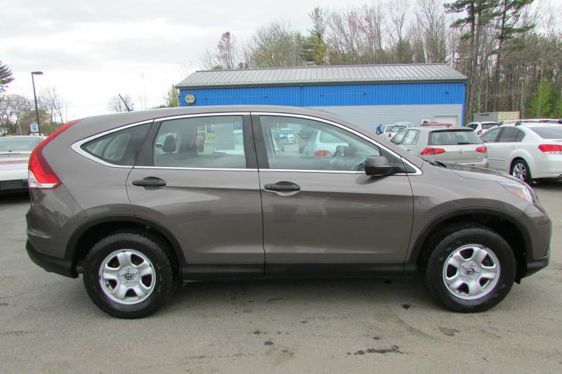 2014 Honda CR-V for sale at AutoMile Motors in Saco ME