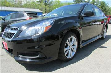 2014 Subaru Legacy for sale at AutoMile Motors in Saco ME