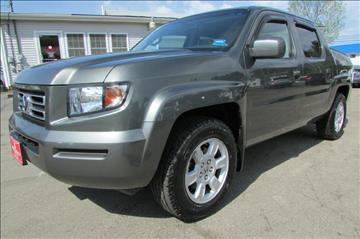 2007 Honda Ridgeline for sale at AutoMile Motors in Saco ME