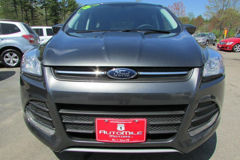 2015 Ford Escape for sale at AutoMile Motors in Saco ME