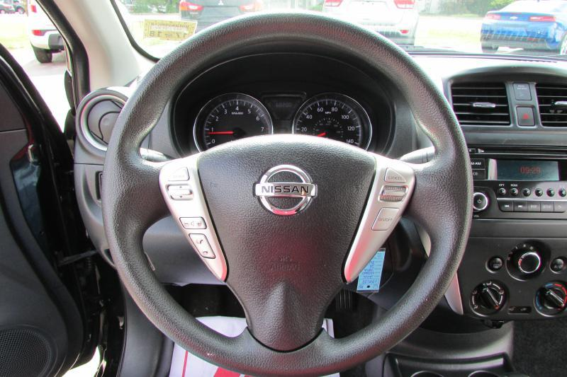 2015 Nissan Versa for sale at AutoMile Motors in Saco ME