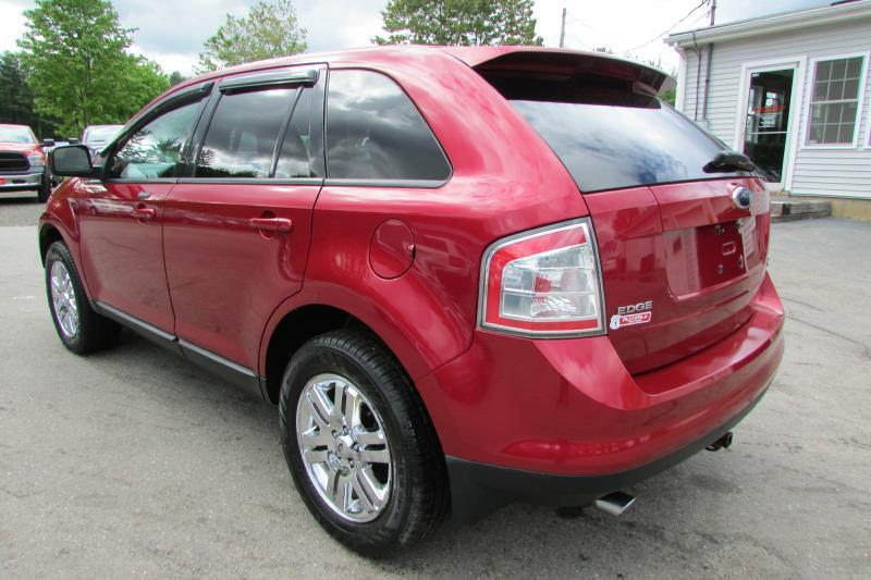 2007 Ford Edge for sale at AutoMile Motors in Saco ME