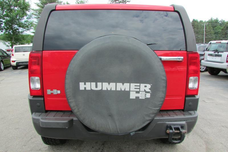 2006 HUMMER H3 for sale at AutoMile Motors in Saco ME