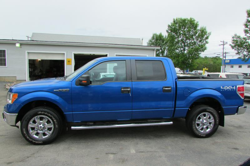 2012 Ford F-150 for sale at AutoMile Motors in Saco ME