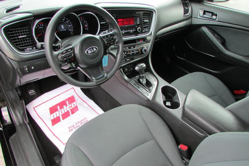 2015 Kia Optima for sale at AutoMile Motors in Saco ME