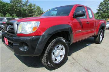 2010 Toyota Tacoma for sale at AutoMile Motors in Saco ME