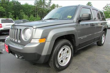 2012 Jeep Patriot for sale at AutoMile Motors in Saco ME