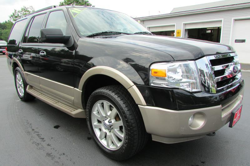 2011 Ford Expedition for sale at AutoMile Motors in Saco ME
