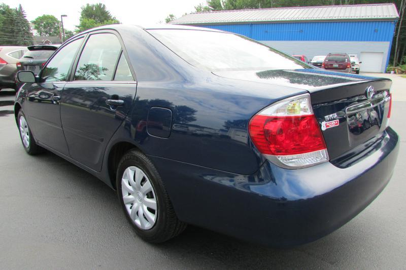 2006 Toyota Camry for sale at AutoMile Motors in Saco ME