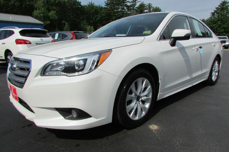 2015 Subaru Legacy for sale at AutoMile Motors in Saco ME