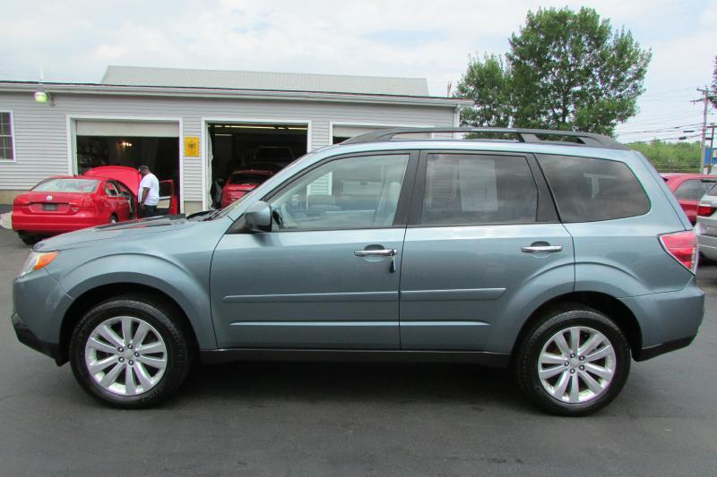 2011 Subaru Forester for sale at AutoMile Motors in Saco ME
