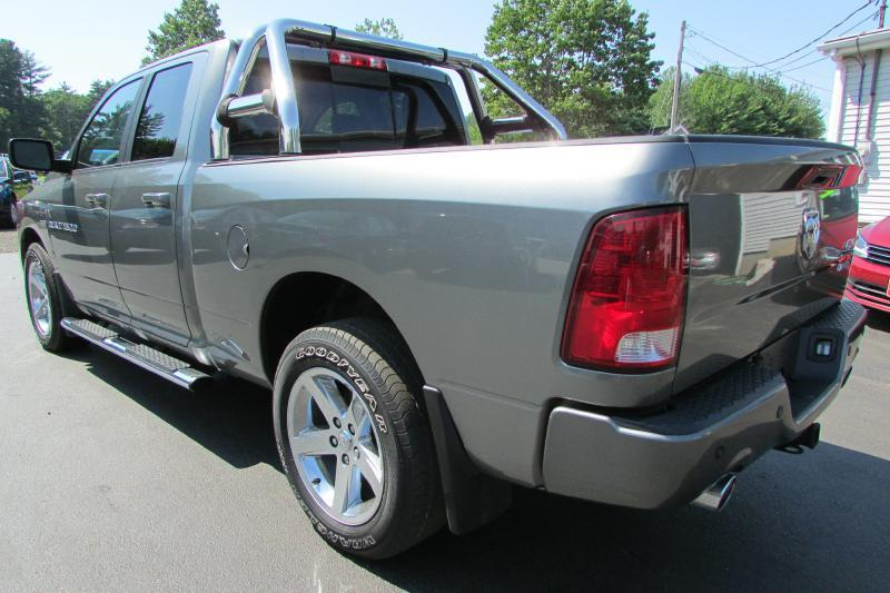 2012 RAM Ram Pickup 1500 for sale at AutoMile Motors in Saco ME