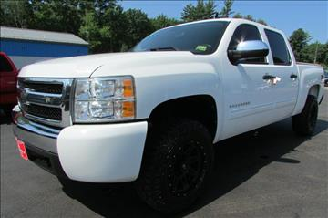 2010 Chevrolet Silverado 1500 for sale at AutoMile Motors in Saco ME