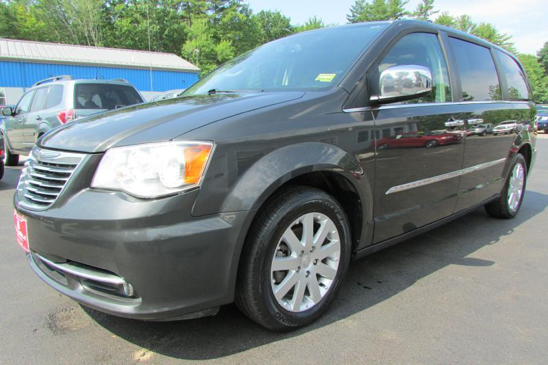2011 Chrysler Town and Country for sale at AutoMile Motors in Saco ME