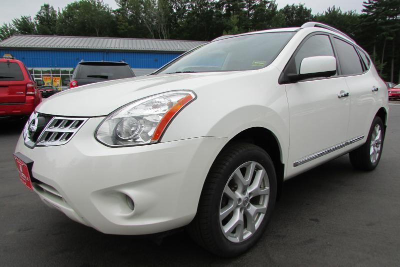 2013 Nissan Rogue for sale at AutoMile Motors in Saco ME