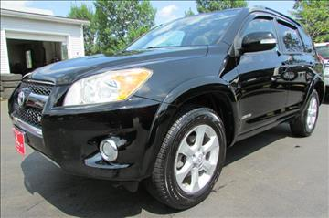 2010 Toyota RAV4 for sale at AutoMile Motors in Saco ME
