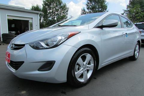 2013 Hyundai Elantra for sale in Saco, ME
