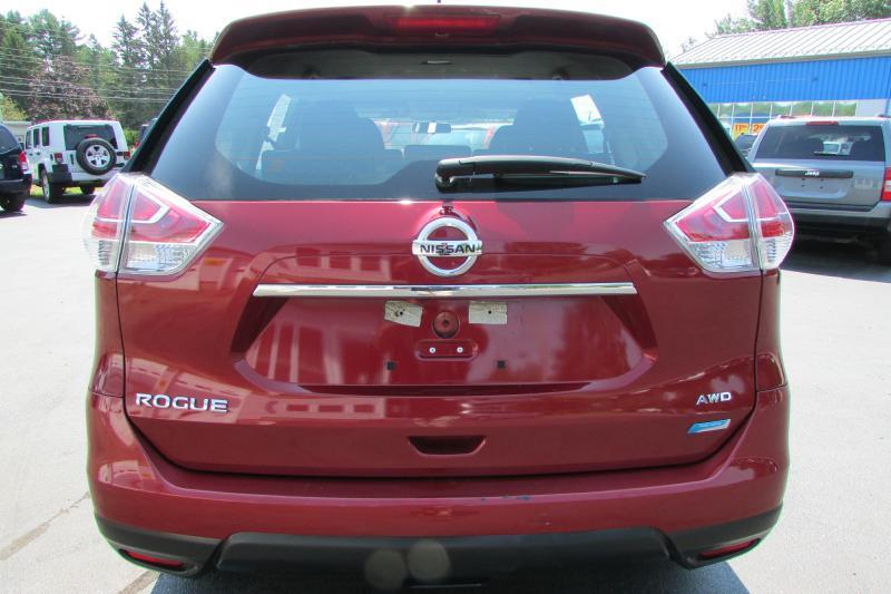 2014 Nissan Rogue for sale at AutoMile Motors in Saco ME