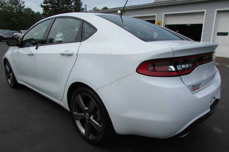 2014 Dodge Dart for sale at AutoMile Motors in Saco ME