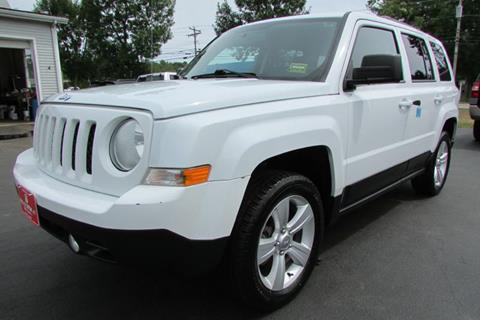 2015 Jeep Patriot for sale at AutoMile Motors in Saco ME
