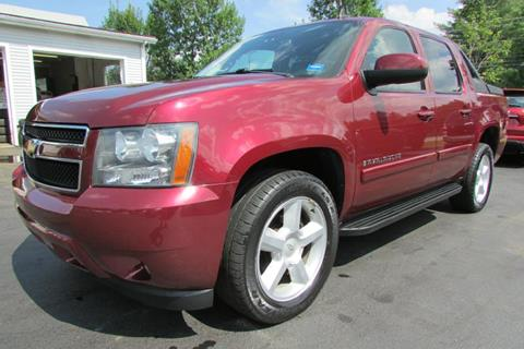 2008 Chevrolet Avalanche for sale in Saco, ME