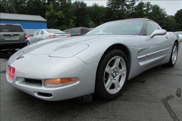 1998 Chevrolet Corvette for sale at AutoMile Motors in Saco ME