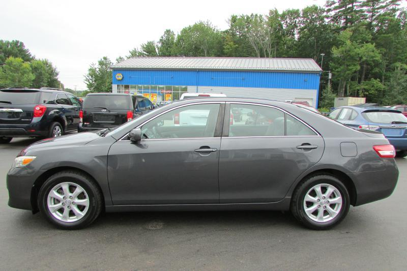2011 Toyota Camry for sale at AutoMile Motors in Saco ME
