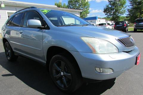 2004 Lexus RX 330 for sale at AutoMile Motors in Saco ME