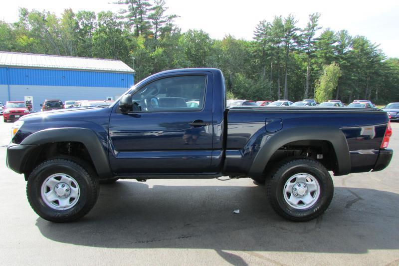 2012 Toyota Tacoma for sale at AutoMile Motors in Saco ME