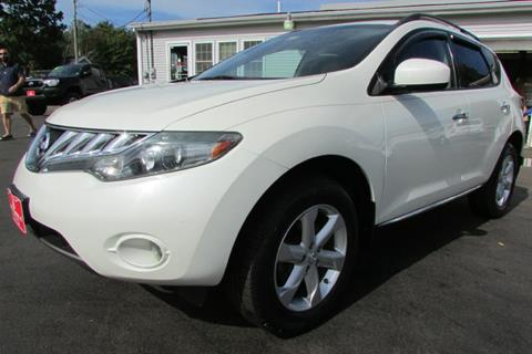 2009 Nissan Murano for sale at AutoMile Motors in Saco ME