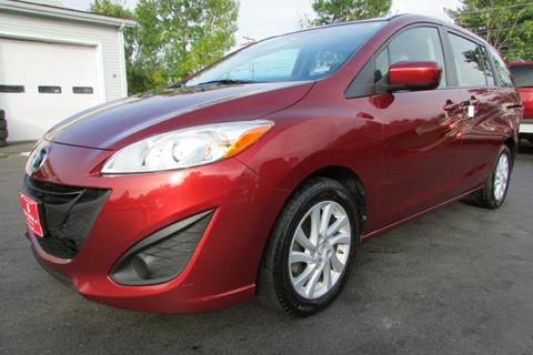 2012 Mazda MAZDA5 for sale at AutoMile Motors in Saco ME