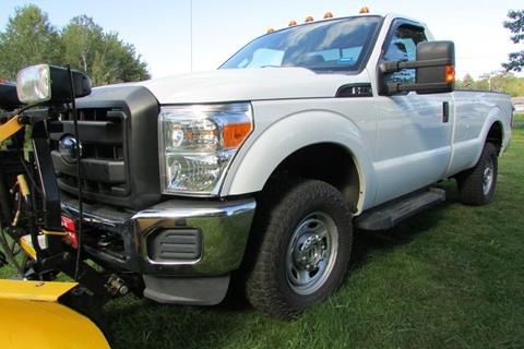 2011 Ford F-250 Super Duty for sale at AutoMile Motors in Saco ME