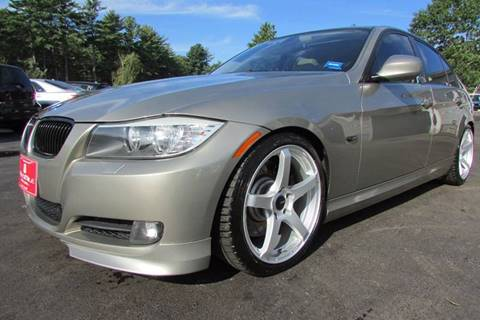 2009 BMW 3 Series for sale at AutoMile Motors in Saco ME
