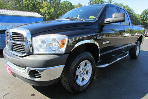 2008 Dodge Ram Pickup 1500 for sale in Saco, ME