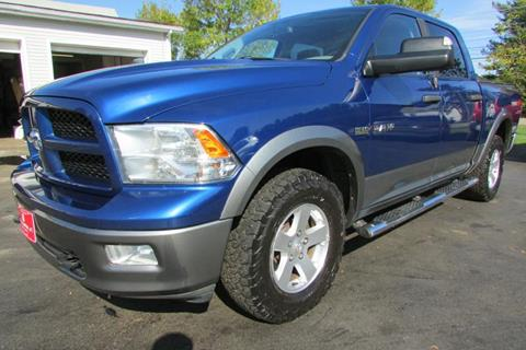 2010 Dodge Ram Pickup 1500 for sale in Saco, ME