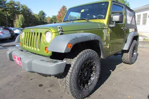 2007 Jeep Wrangler for sale in Saco, ME