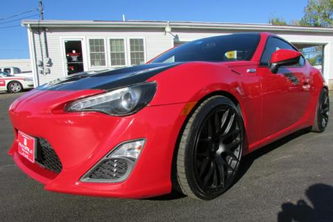 2013 Scion FR-S for sale in Saco, ME