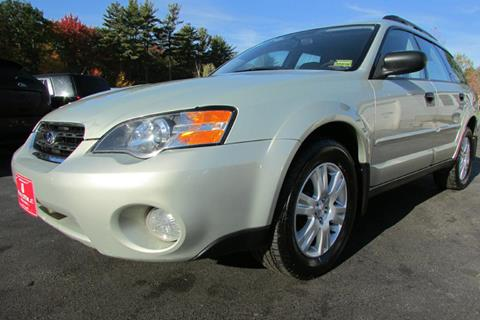 2005 Subaru Outback for sale at AutoMile Motors in Saco ME