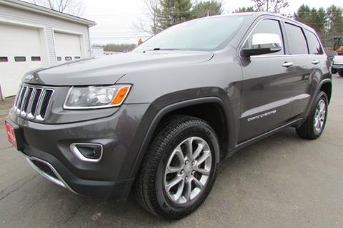2014 Jeep Grand Cherokee for sale in Saco, ME