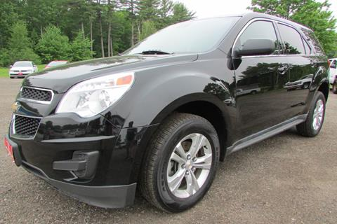Chevrolet equinox for sale in maine for Automile motors saco maine
