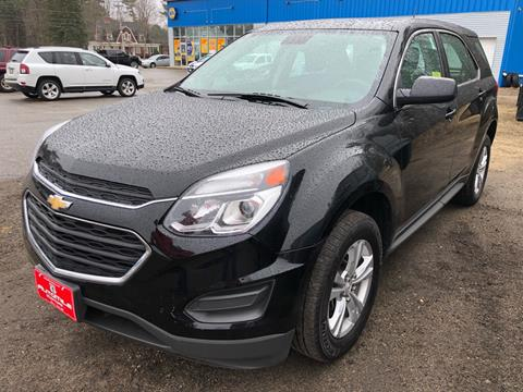 2016 Chevrolet Equinox for sale at AutoMile Motors in Saco ME