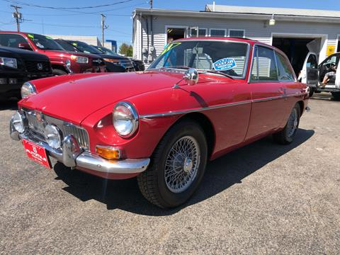 1967 MG MGB for sale in Saco, ME